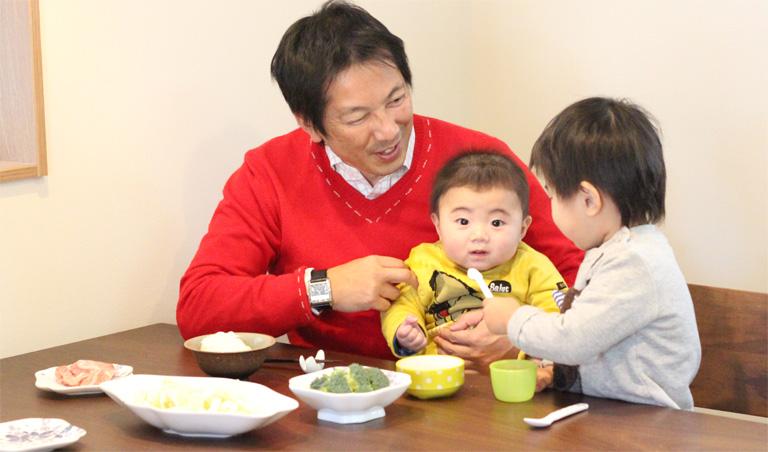 ヨシケイ:楽しい家族の食卓